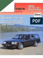 RTA Volvo 240 740 760 ess  d