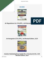 05-Air Regulations, Navigation & Radiotelephony by RK Bali