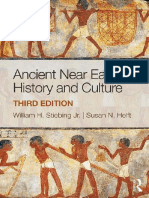 Ancient Near Eastern History and Culture, 3rd Edition