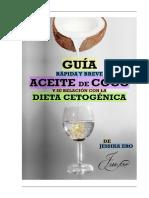 Guía sobre el Aceite de Coco