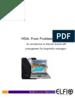 Elfiq White Paper - Hospitality Internet Access