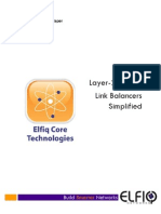 Elfiq White Paper - Layer 2 Approach to Link Balancing and Aggregation