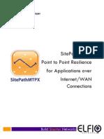 Elfiq White Paper - SitePathMTPX multiplexing for VPNs
