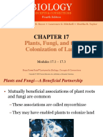 171 Plants_Fungi and Colonization of Land.ppt