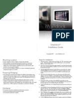 iWalldock_Simplidock_Installation_Guide.pdf