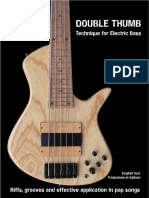 Double Thumb Technique for Electric Bass - Carlo Chirio.pdf