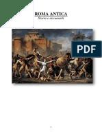 Roma antica,storia e documenti
