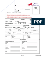 Agency Application Form