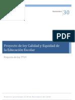Pyto Ley 7719 Calidad y Equid Educ 2010-11-30_word