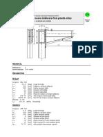 STALP GRINDA(calcul imbnare)