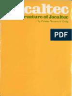 Craig-1977-The Structure of Jacaltec