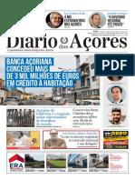 Diário dos Açores - 25 janeiro 2020