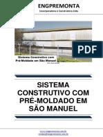 Sistema Construtivo Com Pré-Moldado Em São Manuel