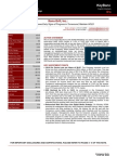 Keybanc April 28 Research Report