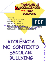 Violencia No Contexto Escolar