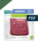 Pre Brands Ground Beef Recall