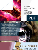 RABIES PREVENTION AND CONTROL