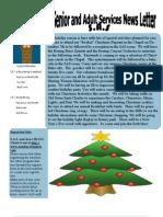 December 2010 Newsletter