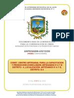 DBC CONST. CENTRO ARTESANAL