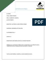 EL ALZA EN EL PRECIO DE LA GASOLINA Y EL IMPACTO EN EL TRANPORTE EN LA POBLACIÓN DE SUCHIAPA.docx