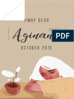 Aginana (Ilokano term for Rest) — October 2019 — Portrait.pdf