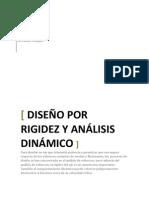 Rigidez y Analisis Dinamico