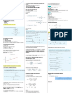 Econometrics II, Summary