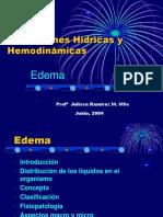 Alteraciones Hidrodinamicas
