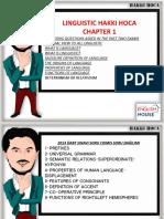 linguistic chapte1 hakkı hoca