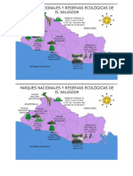 mapas con bosques