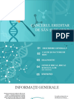 Cancerul ereditar de san si de ovar
