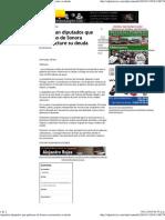 29-11-2010 Aprueban diputados que gobierno de Sonora reestructure su deuda