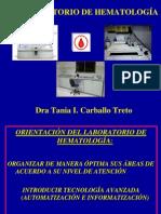 Confer en CIA Lab Oratorio Hematologia Congreso Alapac 2009