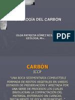 GEOLOGÍA DEL CARBÓN 2018