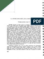 historia 3 - Anselmo-Proslogio, proemio y caps. 1-4. LA «PRUEBA ONTOLOGICA» DE LA EXISTENCIA DE DIOS.