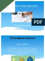 Diseño Preliminar. análisis y diseños de sistemas