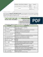 8. Evaluación de Inducción