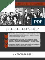 Liberalismo en el ecuador