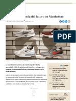 Nike abre la tienda del futuro en Manhattan   EXPANSION