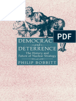 Philip Bobbitt (Auth.) - Democracy and Deterrence_ the History and Future of Nuclear Strategy-Palgrave Macmillan UK (1988)