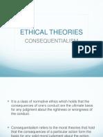 Consequentialism1