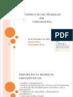 2. Corte de Modelos em Ortodontiax