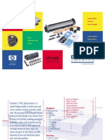 HP Maintenance Kit Catalog