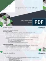 PMO e Gestão de Portfólio e Programas