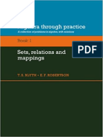 (Algebra Thru Practice) T. S. Blyth, E. F. Robertson - Algebra Through Practice_ Volume 1, Sets, Relations and Mappings_ A Collection of Problems in Algebra with Solutions-Cambridge University Press (.pdf