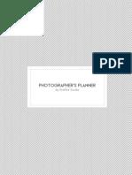 PhotographerPlanner2020
