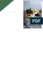 Cocina Minimalista - Karla P. Hernández de Pizca de Sabor.pdf