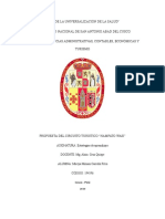 """Proyecto """"Hampato Wasi """" Revaloracion de Tarawasi, Quillarumiyoc y los Andenes de Zurite"""