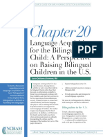 20 Chapter20LanguageAcquisition2017