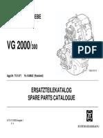 Katalog Zapasnih Chastey Rkp Zf Vg2000 300 Kamaz